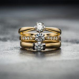 Le plaisir des créateurs de bijoux